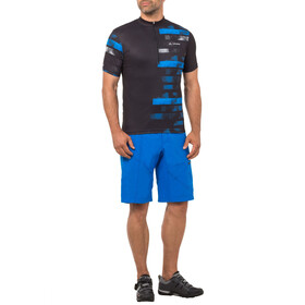 VAUDE Tamaro Korte Broek Heren, radiate blue